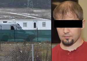Filip G. dostal u plzeňského krajského soudu za vraždu manželky v mobilheimu na Tachovsku 10 let.