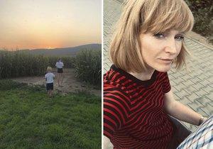 Aňa Geislerová vyzvala své fanoušky k ekologickému životu