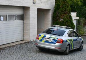 Jeden mladík se zranil, když s kamarády ve středu odpoledne vlezli do vily Radovana Krejčíře v pražských Černošicích.