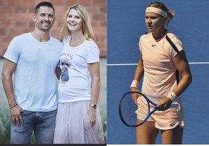 Rizikové těhotenství? Tenistka Šafářová odtajnila: Mám tvrdší břicho než jiné ženy!