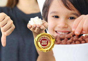 Potravinový Sherlock Blesku nechal v laboratoři otestovat oblíbené snídaňové cereálie pro děti.
