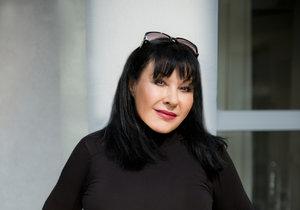 Dagmar Patrasová zhubla osm kilo.