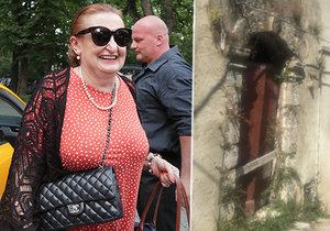 Holubová žije potají v luxusu: Dům na Sicílii a móda za desetitisíce!