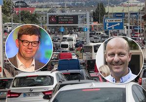 Myšlenka zpoplatnění vjezdu do centra Prahy pro starší vozidla zapříčinila neshody ve vedení magistrátu.