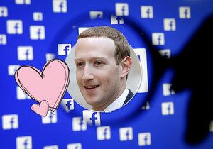 Facebook v USA spustil svoji seznamku, (ilustrační foto).