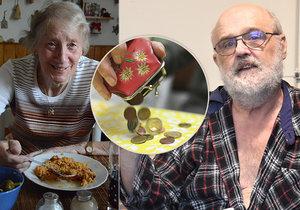Jak čeští senioři šetří na jídle? Tohle jsou jejich finty.