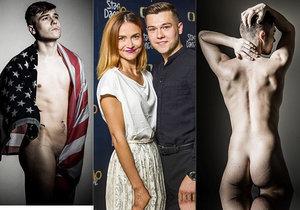 Tomáš bude ve Stardance tančit s Radkou Třeštíkovou