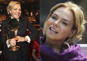 Po čtyřiceti letech adieu! Dagmar Havlová opouští Divadlo na Vinohradech!