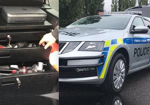 Policie a hasiči dostanou nové vozy, takto vypadají policejní prototypy.