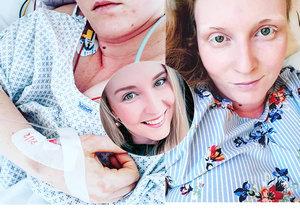 Jste čistá, řekli lékaři Lucii s rakovinou: Po měsíci měla nové nádory.
