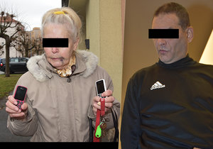 Bulhar Ivan N. (48) je obžalovaný z brutálního napadení seniorky Marie H.(79 v jejím bytě.
