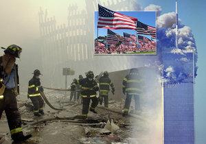USA si připomněly 18 let od tragických útoků z 11. září 2001.