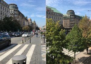 Václavské náměstí se postupně proměňuje, péče o něj je systematičtější.