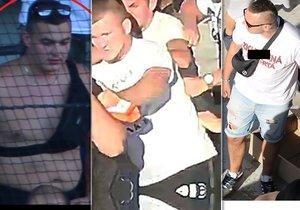 Při zápase Sparty a Baníku zmlátili pořadatele! Policisté tři výtržníky vystopovali