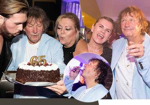 65. narozeniny Standy Hložka