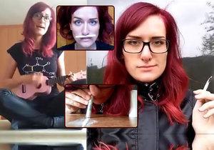 Pirátská europoslankyně Markéta Gregorová to schytala za písničku o drogách. Označila ji za satiru