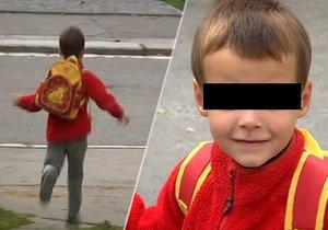 Mareček (3,5) utekl z mateřské školky: Cestou domů musel překonat čtyřproudovou silnici!