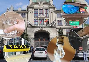 Co vše hodlá v nejbližší době zdražovat pražský magistrát?