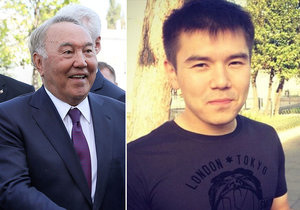 Vnuk kazašského exprezidenta Nursultana Nazarbajeva Aisultan pokousal policistu.