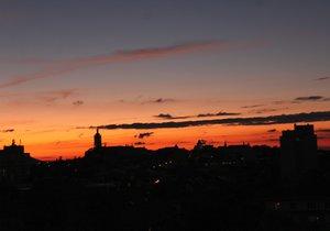 Karmínové soumraky v Česku: Expert prozradil, co za krásou na nebi stojí