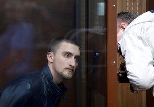 Ruská prokuratura po kritice žádá o propuštění uvězněného herce