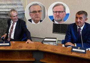 Zeman nedovolí soudit Babiše, opozice zuří a přeje mu i smrt. Ovčáček: Brutální útok