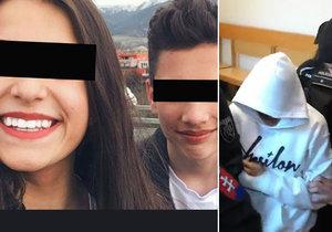 Zvrat v případu zavražděného Tomáše (†16): Ubodala ho Judita (16) s chladnou hlavou?!