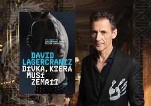Na finále švédské ságy Milénium čekaly miliony lidí! »K jeho pražské části mě inspiroval Kafka« řekl Blesku spisovatel David Lagercrantz (57).