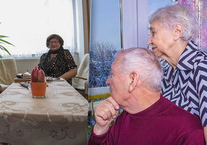 Senioři potřebují bezbariérové bydlení u možnosti obecních či pečovatelských bytů.