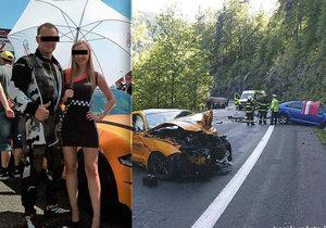 """Majitel """"Mustangu smrti"""" promluvil: Závodník Vojtěch Ch. si auto půjčil!"""