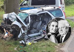 Kvůli křižovatce mi zemřel děda! Karolína ze Žatce apeluje po tragické nehodě na úřady