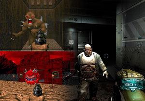 Doom 1, 2 i 3 se hraje na PlayStation 4 parádně.