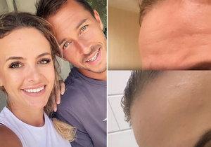 Třetí manželka tenisty Rosola přiznala, že se nechává omlazovat.