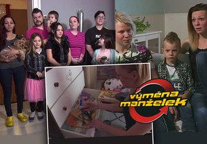 Lesbička Sabina je v šoku z nepořádku v Markétině domácnosti