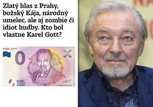 Slováci posmrtně urazili Karla Gotta.