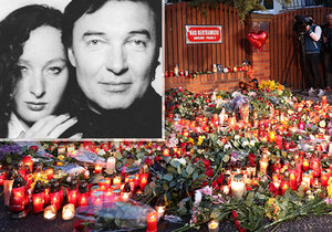 Jako první reagovala na smrt Karla Gotta jeho bývalá múza Alice Kovácsová.