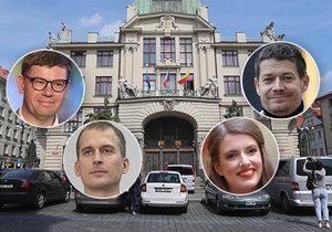 Pražský magistrát popsal plány do dalších měsíců.