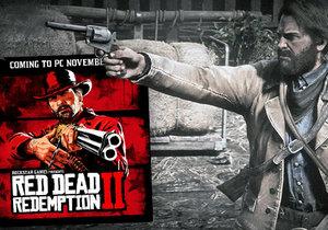 Red Dead Redemption II vyjde i pro PC.