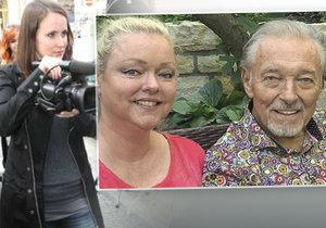 Nejstarší dcera Karla Gotta (†80) Dominika se chystá na rozloučení Hořká vzpomínka na poslední setkání s tátou! Kvůli dokumentaristce Špátové