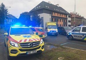Řidič srazil v Třebíči školačku a z místa ujel! Policie hledá svědky