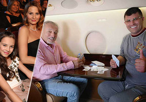 Král kasin Leon Tsoukernik promluvil: Jsem rodině nablízku!