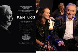 Tajemství Gottova snímku na parte: Vznikl, když byl šťastný!
