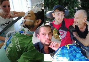 Táta od rodiny Honza málem zemřel: Nevzdal to a probudil se z komatu!