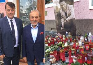 Naposledy Zlatý slavík navštívil ve Velké Bíteši Jiřího Rauše letos 1. června.