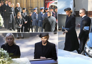 Záhada na Gottově pohřbu: Kam zmizela Charlottka?!