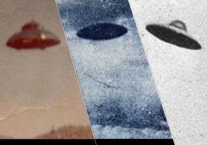 V Česku je ročně přes stovku případů pozorování UFO. Vysvětlit se nepodaří pět procent (ilustrační foto)