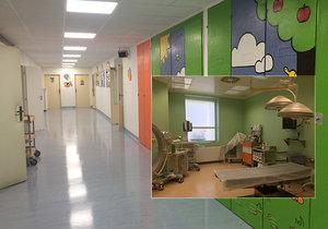 Klinika dětské chirurgie a traumatologie v Thomayerově nemocnici je jedním z osmi pracovišť s vysoce specializovanou péčí v tomto oboru v celé republice. Specialisté se zde věnují dětem od narození prakticky až po dospělost.