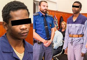 Libyjec obžalovaný ze znásilnění: Na styk s nezletilou si prý nepamatuje.