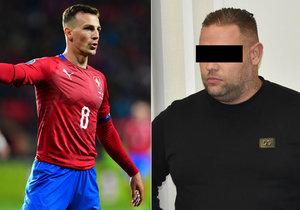 Kauza podvedených fotbalistů: Darida nechtěl starosti s prodejem auta, teď nemá vůz ani peníze