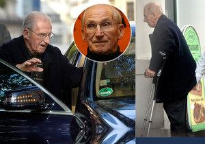 Lubomír Štrougal slaví již 95. narozeniny